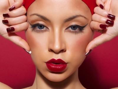 Fotografía Beauty de la modelo ChilyngKw